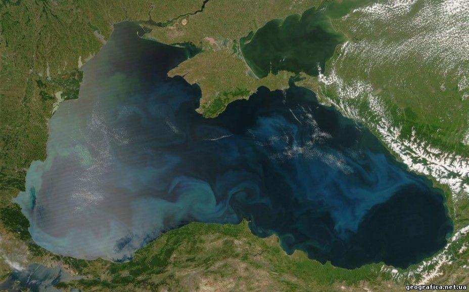 повінь, Чорне море, сталагміти, всесвітній потоп