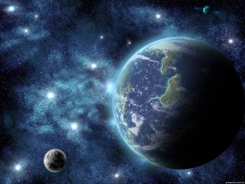 День, Земля, ArcGIS, модель