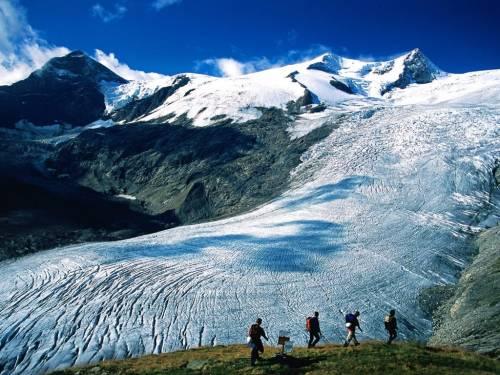 Алтай покриється лісами замість льодовиків