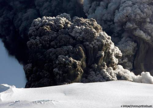 вулканологія, вулкан, виверження, 1258