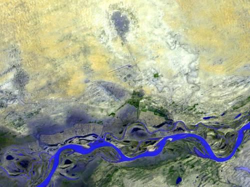 культурний ландшафт, оптимізація, природне середовище, конструктивна географія