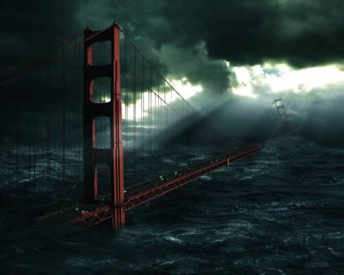модель, клімат, шторм, Айрін