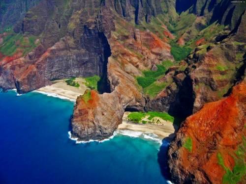 Кауаї - один із Гавайських островів