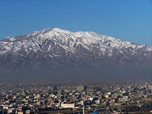Афганістан, Кабул, забруднення повітря, кількість жертв, бойові дії