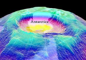 озон, діра, антарктида, весна, НАСА