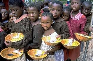 глобальне потепління, голод, Африка, Південна Азія