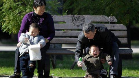 чоловік, жінка, статева структура населення, Азія, Китай