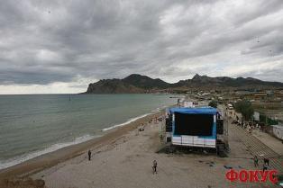 пляж, Крим, безкоштовно, Лієв, Hospitality Industry Forum 2011