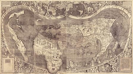 Карта Вальдземюллера