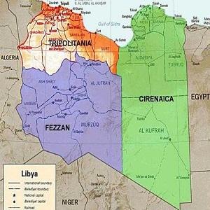 Лівія, Бенгазі, Тріполі, Феззан, Кіренаїка, автономія