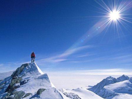 рекорд, Ромео, вершина, Вінсон, Антарктида