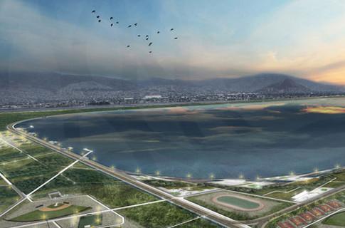 Ечеверрія, Мехіко, екологічний парк, проект, Тескоко