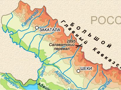 Число зруйнованих будівель під час землетрусу в Азербайджані зростає