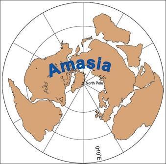 модель, суперконтинет, Пангея, Амазо, рух континентів