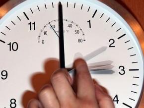 літній час, зимовий час, переведення годинника, поясний час, Україна