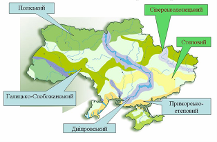 екологічний каркас, екомережа, Луганська область, засідання, ПЗФ