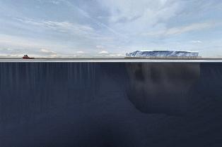 айсберг, транспортування, Жорж Мугін, прісна вода