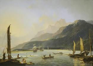 полінезійці, Нова Зеландія, морськ аподорож, каное