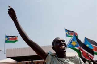 Африка, Світ, Карта, Держава, Південний Судан