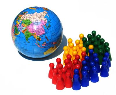 Географія визначає культурну різноманітність