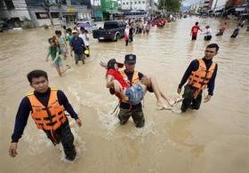 повінь, Таїланд, Бангкок, стихія