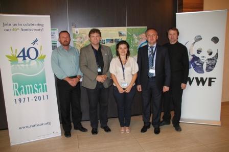 Україна, Рамсарська конвенція, делегація, болотні угіддя, Європа