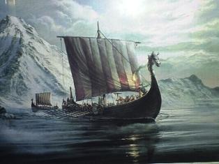 вікінги, камінь, польовий шпат, дороговказ, подорож