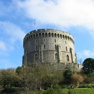 Кругла вежа, Велика Британія, Віндзорський замок, туристичні екскурсії