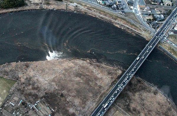 землетрус, земна кора, мікроорганізми, Японія