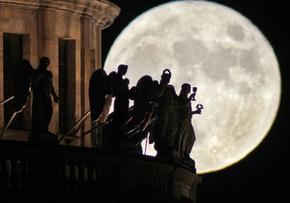Земля, супутник, Місяць, модель, теорія