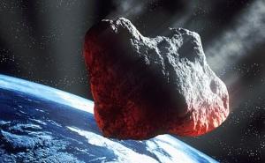 Земля, Місяць, астероїд, 2011, NASA
