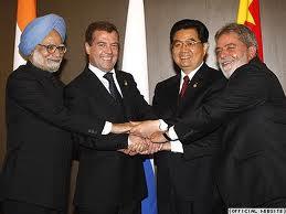 БРІК, ПАР, міжнародні організації, Китай, Бразилія, Індія, Росія