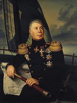 день народження, Крузенштерн, мореплавець, Атлас Південного моря