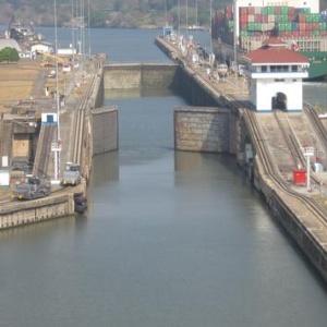 Панамський канал, повінь, дощ, Атлантичний,і Тихий океан