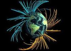 Бенні, Херст, магнітний полюс, Антарктида, магнітне поле