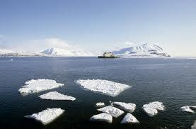 Температура морської води, Берінгове море, аляска, Далекий Схід