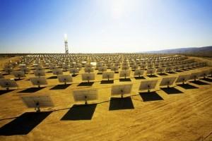 Сахара, енергетика, проект, сонце