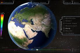 Симулятор Землі, прогноз, моделювання, uturICT, особливості навколишнього середовища