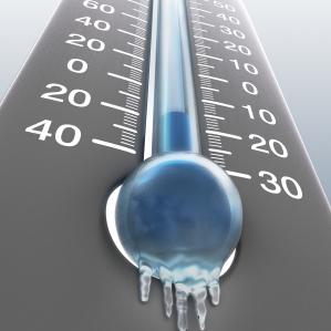 мороз, температура, Мексика, холод, штат