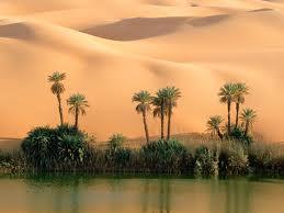 пустеля, Сахара, геологічна історія, риба