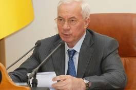 Україна, Азаров, Співпраця, Микола Азаров, дунай, співробітництво