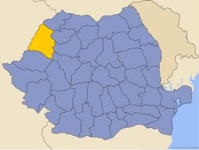 топографічні карти, Румунія, повіт Біхор