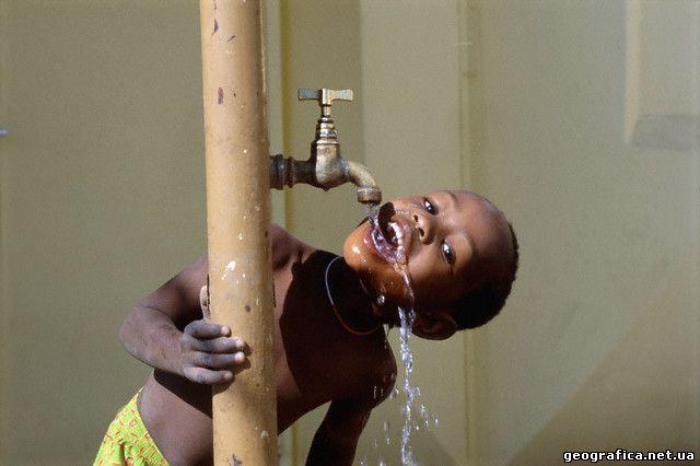 вода, водні ресурси, населення, інститут світових ресурсів