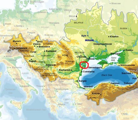 Дунайський центр компетенцій, ДЦК, міжнародне співробітництово, Дунайський регіон, протокол, Україна