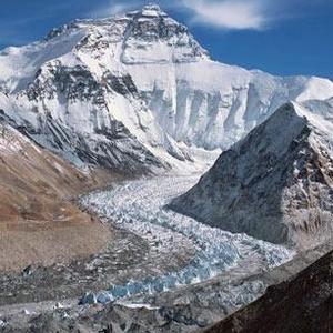 Еверест, льодовик, Брішірс, Мелллорі