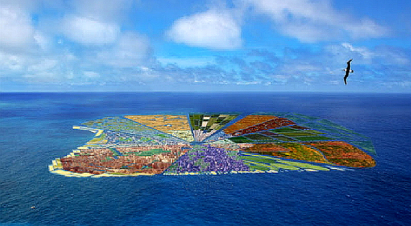 пластикові острови, океан, відходи