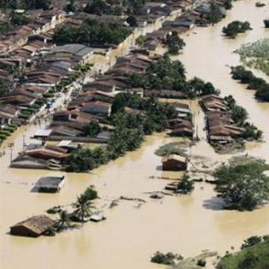 повінь, катастрофа, людські жертви, Бразилія
