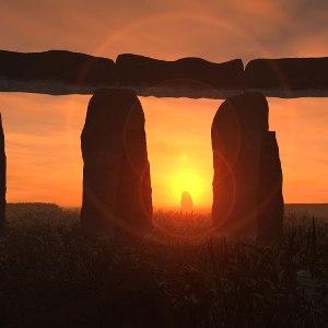 день літнього сонцестояння, Стоунхендж, тардиція