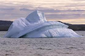 Арктика, льодовик, танення, зміна клімату