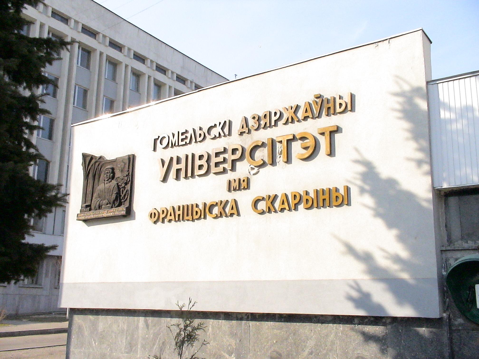 конференція, Білорусь, 2011, географічна освіта, Гомель